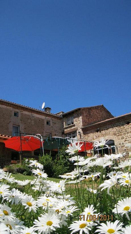 Chambres d 39 h tes auberge du vernolon pilat loire 42 saint etienne - Chambres d hotes saint etienne ...